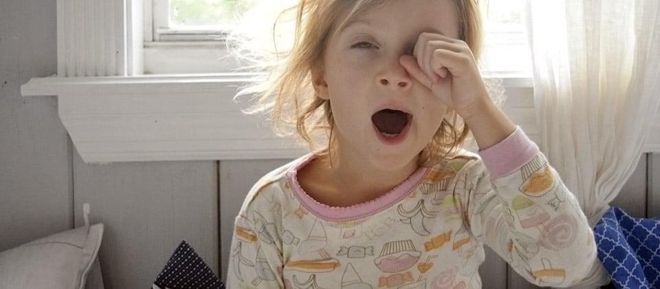 Somnul copilului: efecte asupra dezvoltării și asupra comportamentului